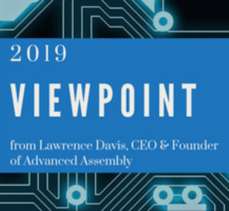 cover of 2019 Viewpoint from Lawrence Davis