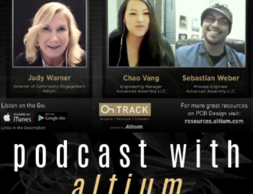 """Advanced Assembly Featured in Alitum's Podcast """"On Track"""""""