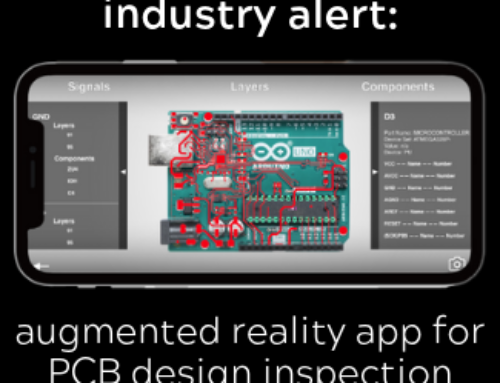 Augmented Reality App for PCB Design Inspection